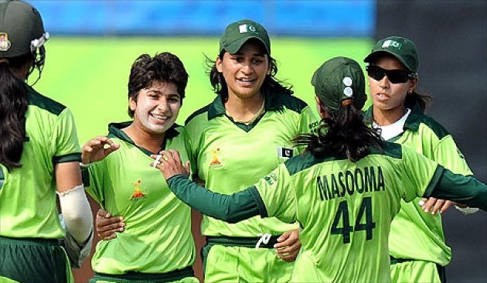 Pakistan Women complete a series whitewash