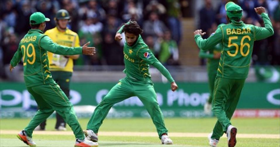 Pakistan Beat World No1 Winning A Champions Trophy Match After Eight Years