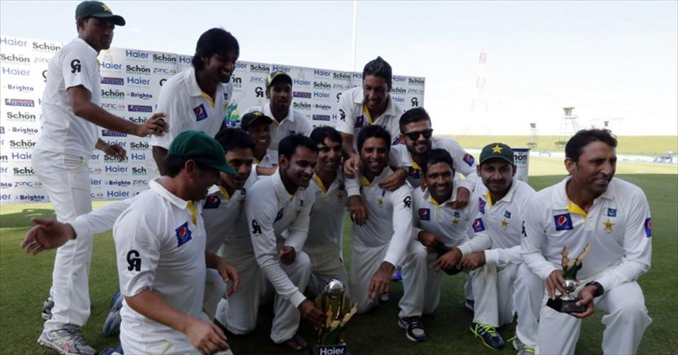 Pakistan surge to their biggest ever Test win