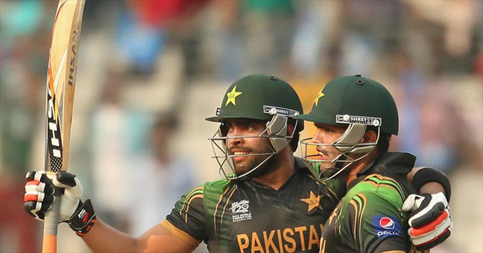 Pakistan triumphant in the must win game