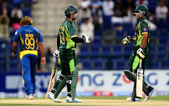 Pakistan win the series as SL fail again