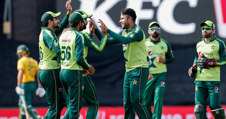 Pakistan wins a low scoring thriller to claim the series