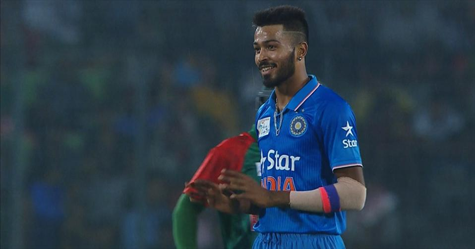 Pandya Seals One Run Win as India Stay Alive