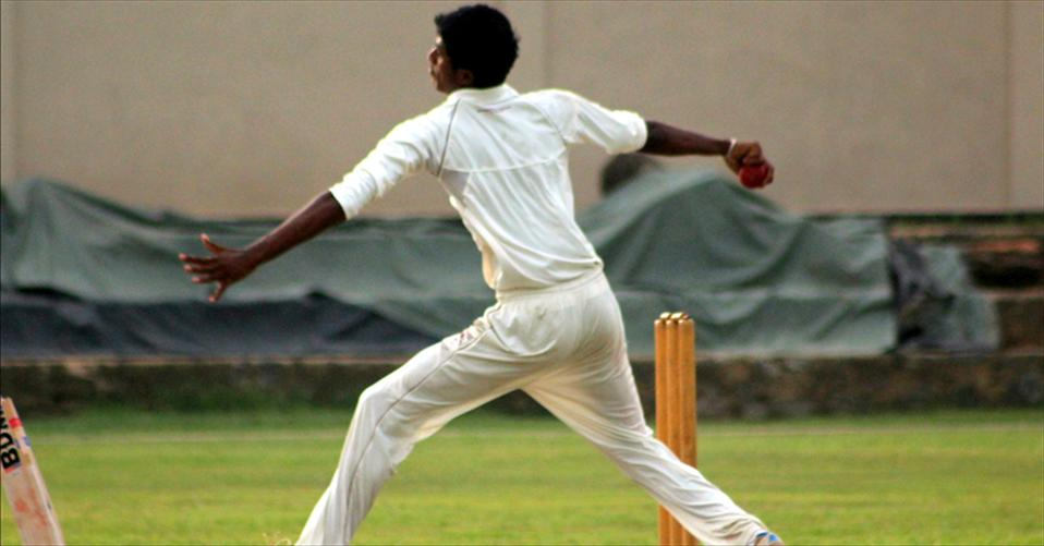 Pasindu Keshan completes a 10-wicket match bag
