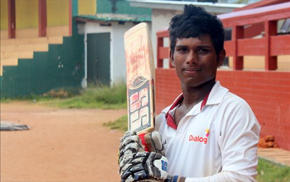 Pasindu's century gives Ananda major honors