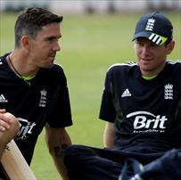 Pietersen backs Morgan to lead England to WC success