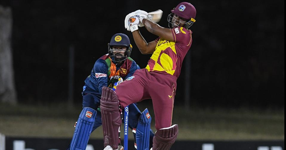 Power-hitters' trump over spinners gives West Indies the series 2-1