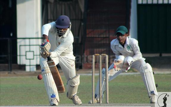 President's edge out Isipathana on 1st innings