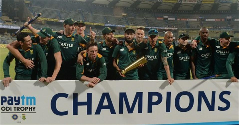 Proteas plunder 438 to finish series in style