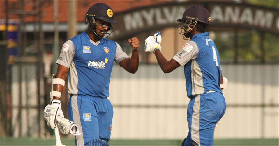 Pulina blitz help Tamil Union chase down Chilaw Score