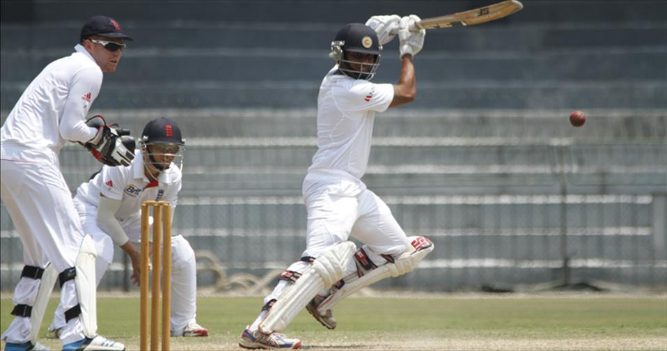 Rain eats up two days play as SL A vs. Durham ends in a tepid draw