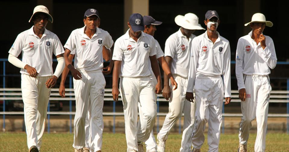 Rain mars St.Josephs-Royal, Panadura clash