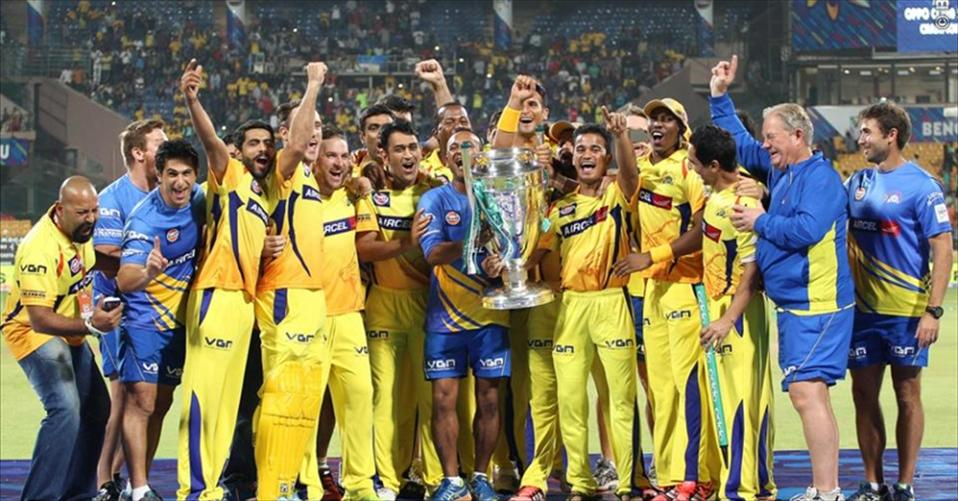 Raina makes CSK the champions of Champions-League