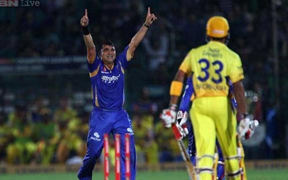 Rajasthan through to finals in CLT20