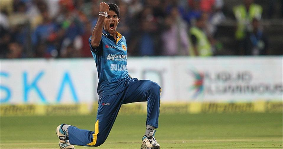 Rajitha and Shanka set up Lankan Win in 1st T20