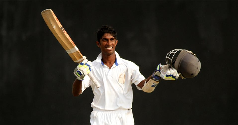 Ramesh Nimantha tops batting list of U19 D1 League Tourney