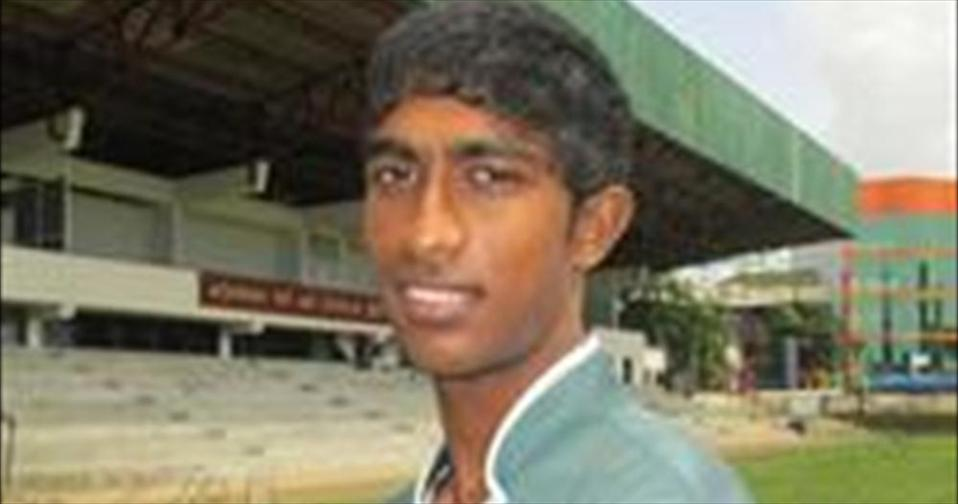 Ramesh makes seasons highest individual score
