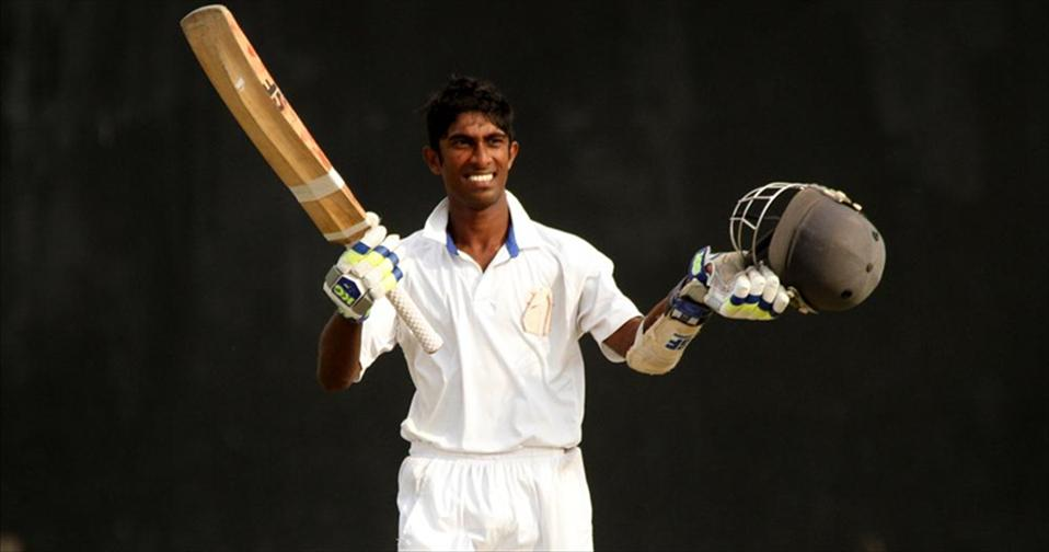 Ramesh, latest addition to 1000-run-makers club