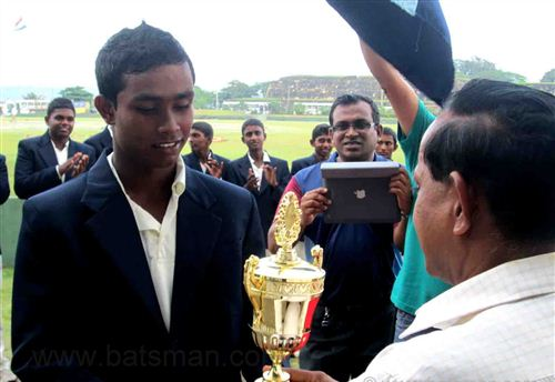 Richmond win S. Illayperuma Challenge cup