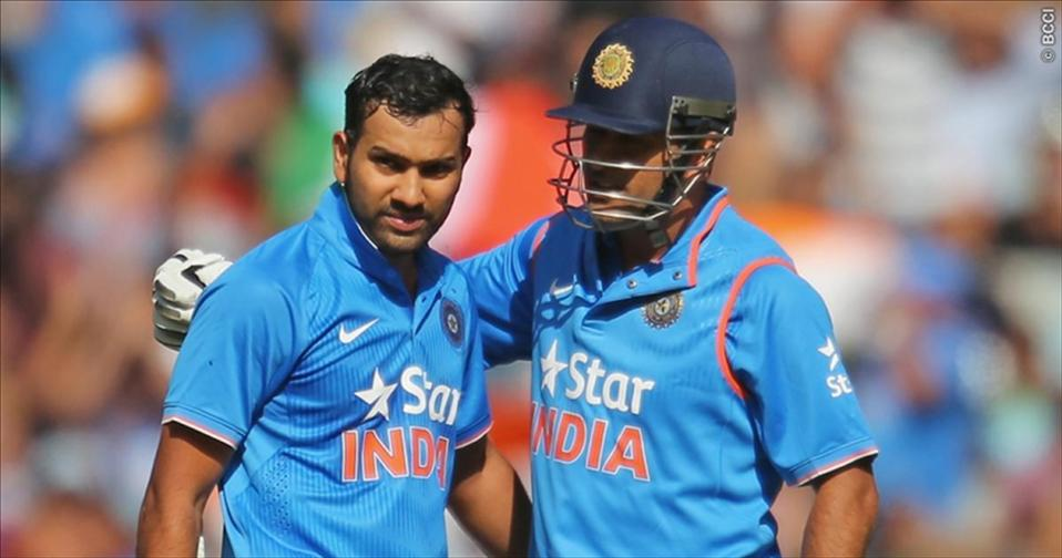 Rohit Sharma joins Indias injury list