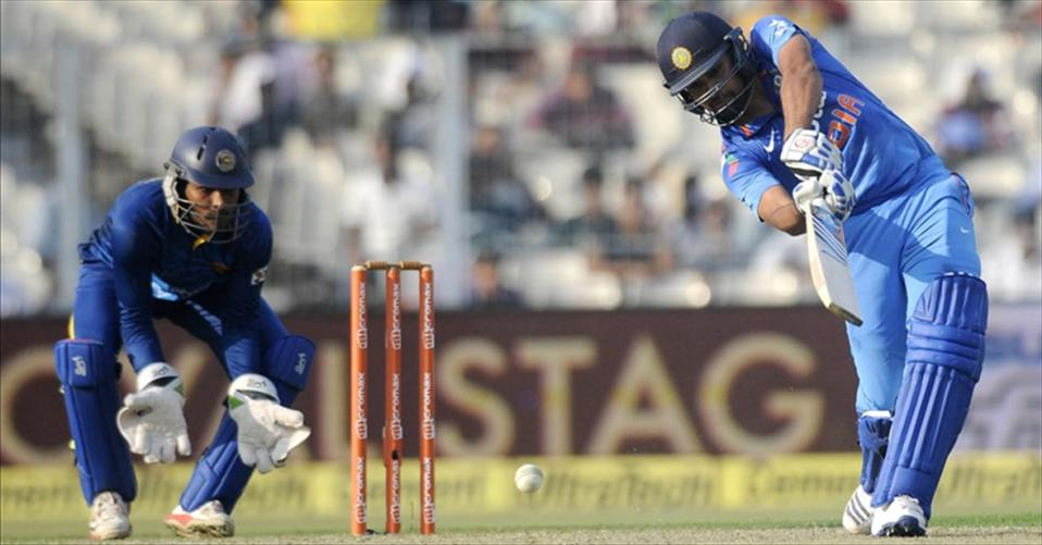 Rohit roasts SL bowlers to make highest ODI score
