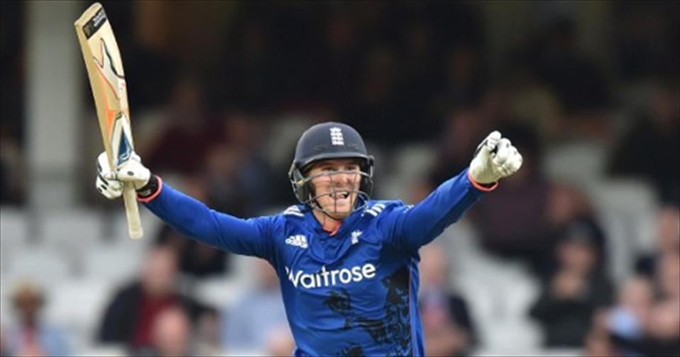Roy makes England invincible and unmatchable in the ODI series