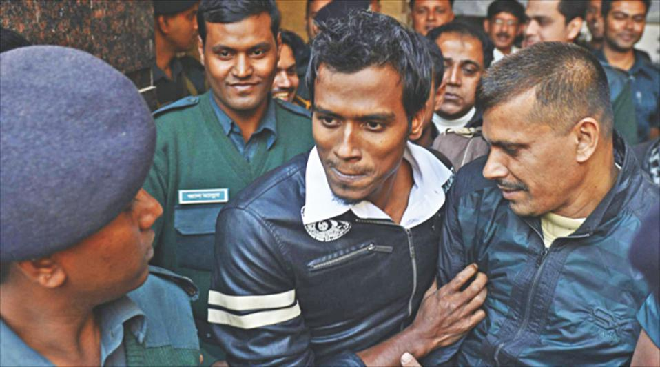 Rubel rape case rejected