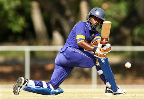 Rumesh Scores 111 not out