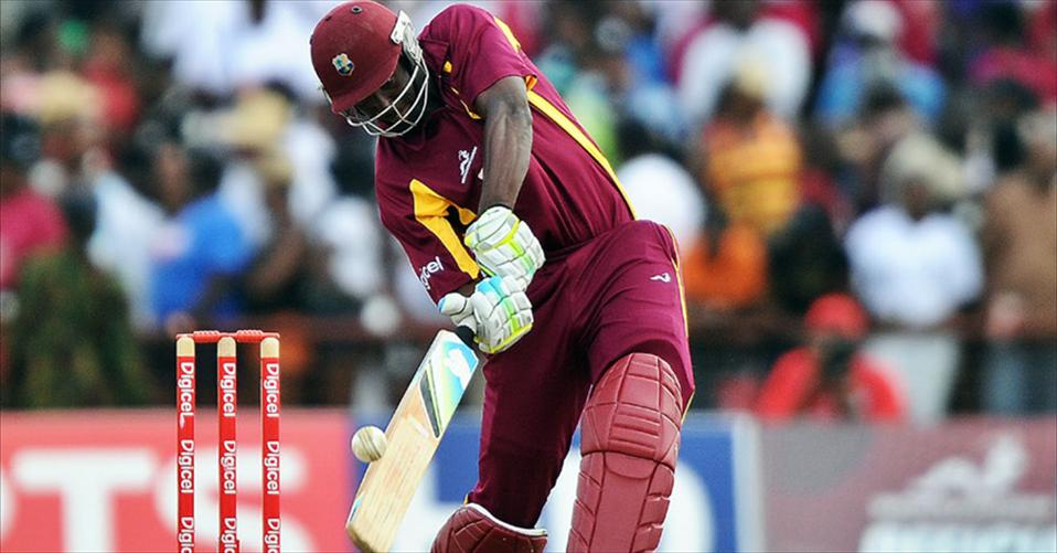 Russell ends Caribbeans victory drought
