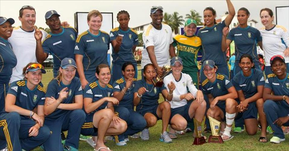 SA Women take the series in an exciting finish