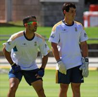 SA gamble on fitness of De Kock & Duminy