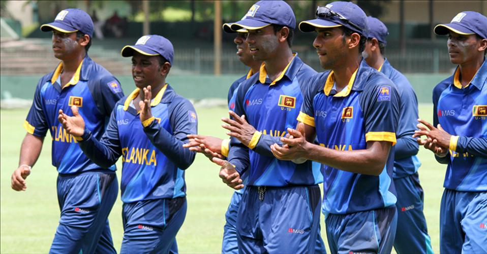 SL U19 Preliminary squad for Bangladesh tour