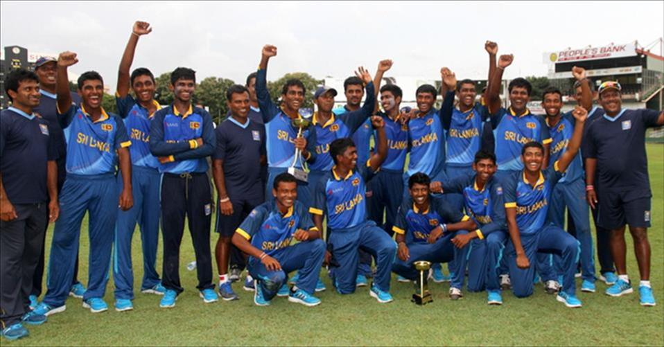 SL U19 cruise to a 3-1 series win over Aus U19