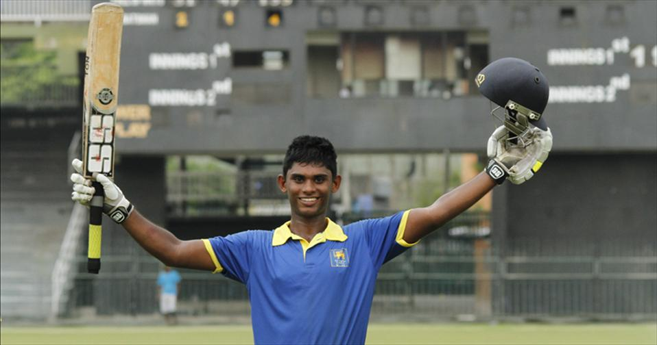 SL U19 make it three in a row to secure series