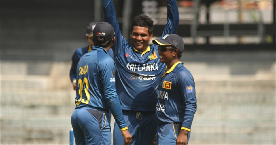 SL U19s take an early lead in the three-match one-day series