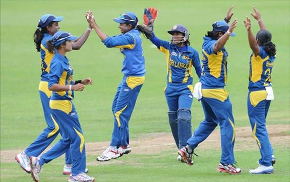SL Women beat SA Emerging women by 134 runs