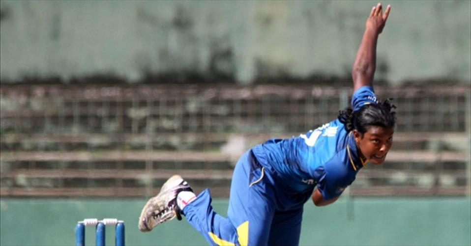 SL Women beat South Africa to level the series