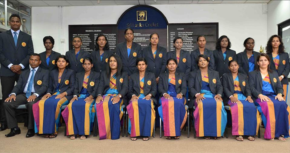 SL Women cricketers depart for ICC World T20