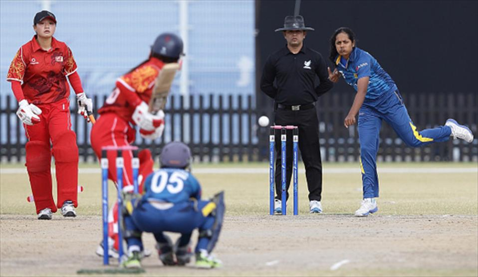 SL Women cricketers win bronze at XVII Asiad