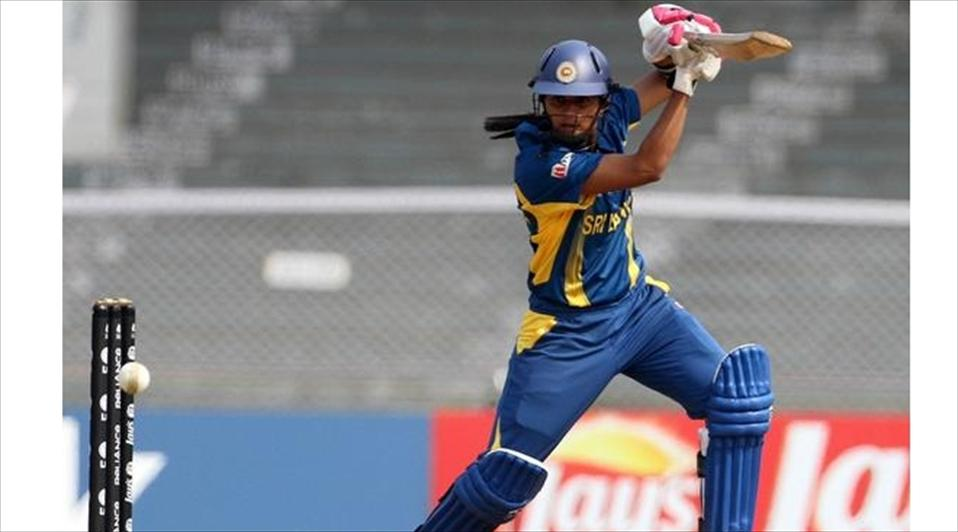 SL Women thrash Hong Kong in quart finals