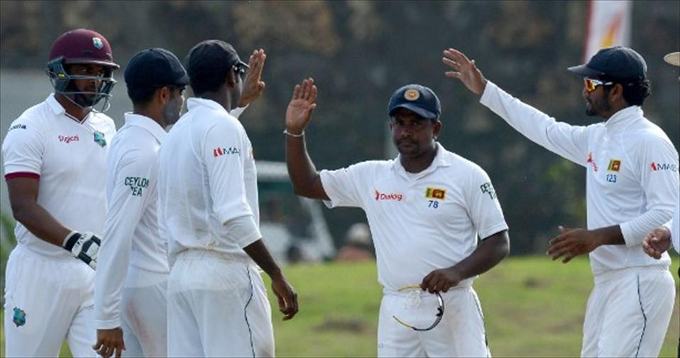 SL hand West Indies a three-innings thrashing