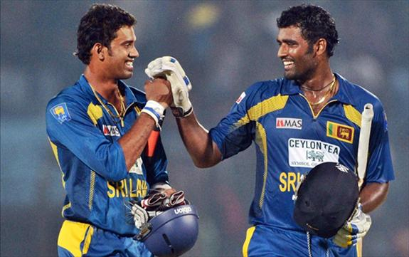 SL inflict a clean sweep on BD in T20I series
