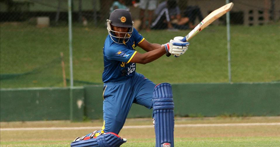 SL level series as Avishka hits match winning 97