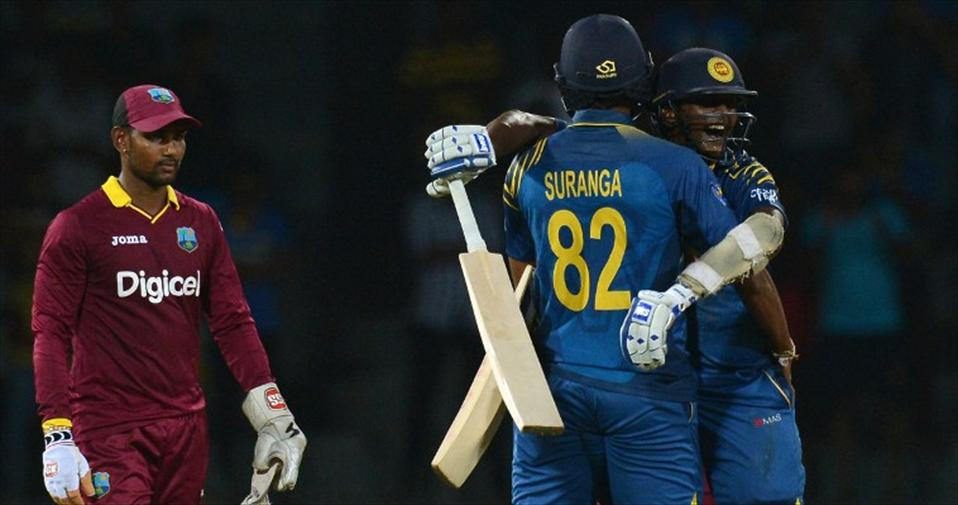 SL win first ODI in Narrow Escape
