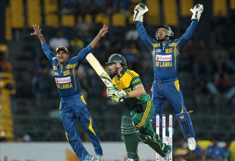SL win first match of Chandimal as captain