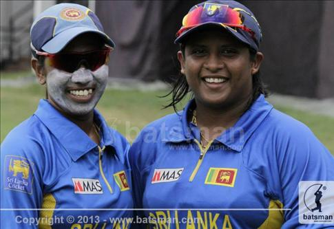 SL women through to T20 world cup – 2014