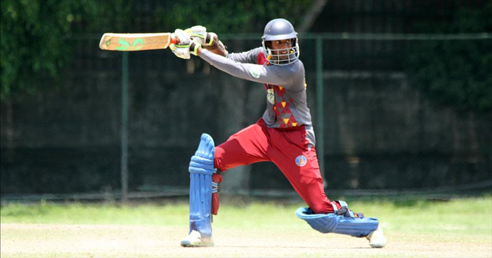 SLC T20 - Day 5, Tharanga and Kapu blossom with the bat