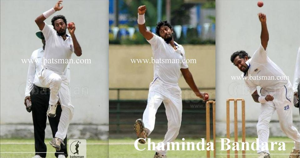 SLPA quick Chaminda Bandara to replace Chameera