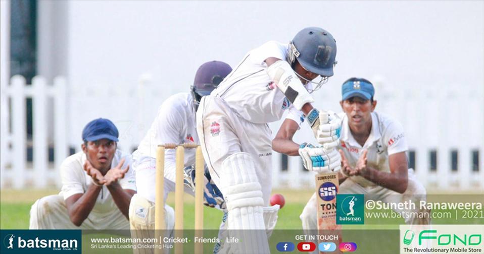 Sadeepa and bowlers script a good win for Sylvesters over Lumbini