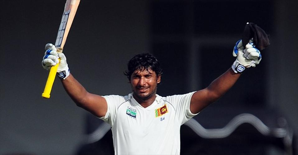 Sanga named CEAT Cricketer of the Year